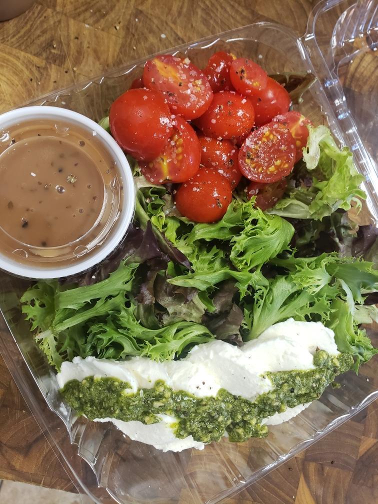 Mozzarella & Tomato Salad West Main Market Luray VA